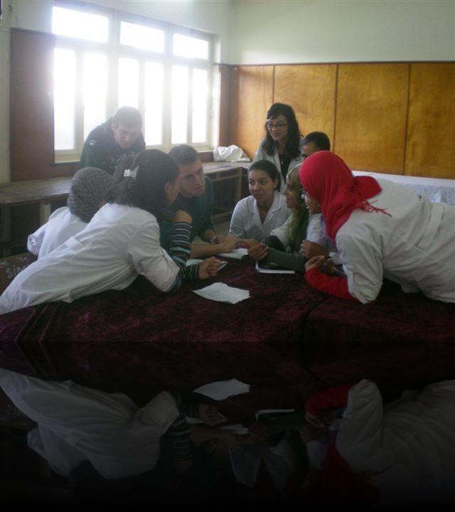 Scambio di informazioni sulle abitudini dei ragazzi in Italia e in Marocco